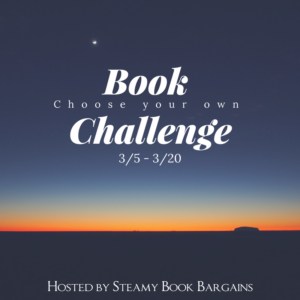 Choose Your Own Book Challenge